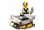 LEGO® Minifigures 71019 - The LEGO® Ninjago® Movie™ - Kuchár sushi